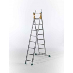 ALUMINIUM TRANSFORMABLE LADDERS